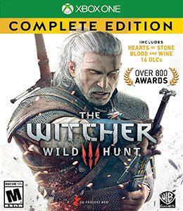 Jogo The Witcher 3 Wild Hunt :Complete Edition - Xbox One - Seminovo