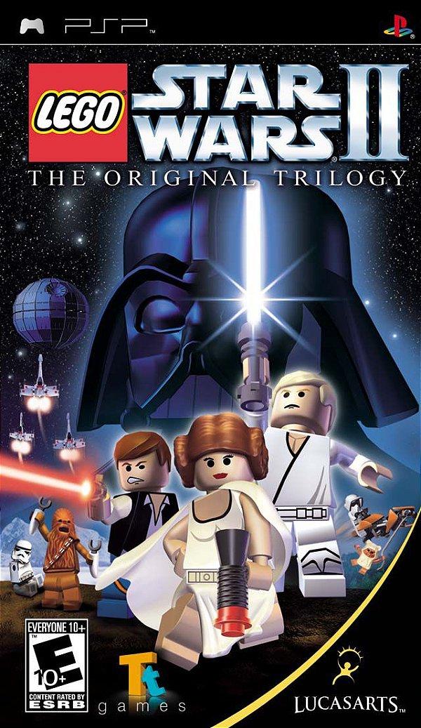 Jogo Lego Star Wars 2 The Original Trilogy - PSP - Seminovo