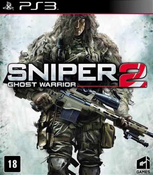 Jogo Sniper 2 Ghost Warrior - PS3 - Seminovo