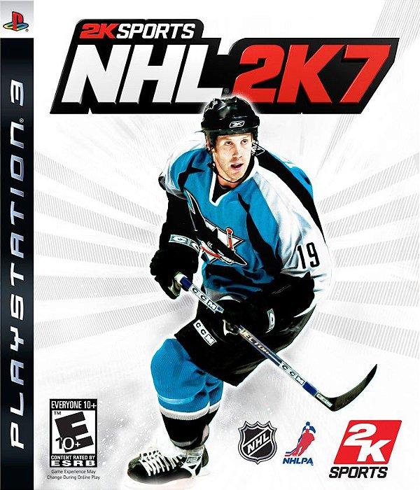 Jogo NHL 2K7 - PS3 - Seminovo