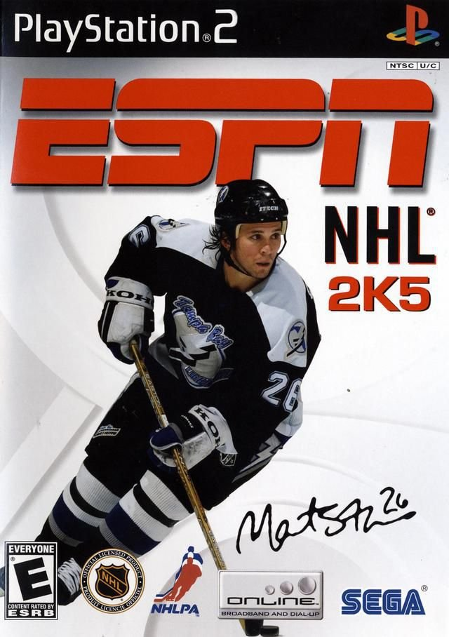 Jogo ESPN NHL 2K5 - PS2 - Seminovo