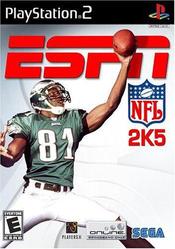 Jogo ESPN NFL 2K5 - PS2 - Seminovo