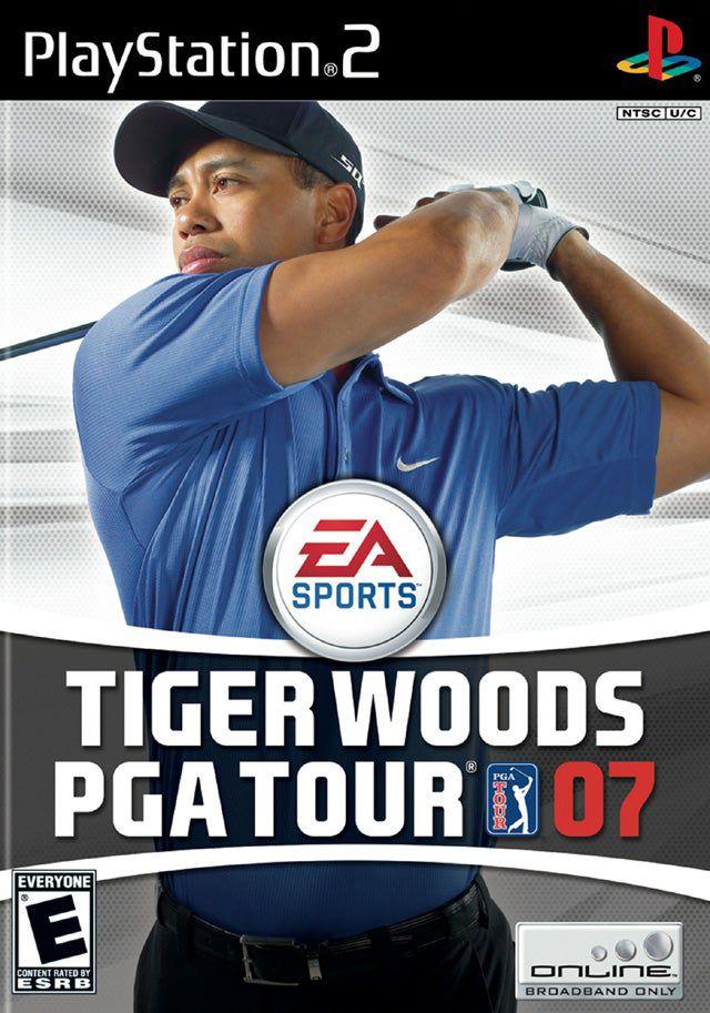 Jogo Tiger Woods PGA Tour 07 - PS2 - Seminovo