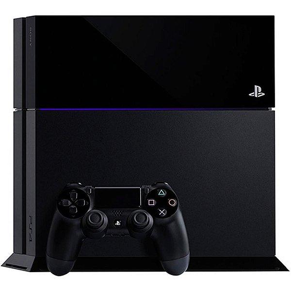 Console PS4 500 GB - Sony - Seminovo