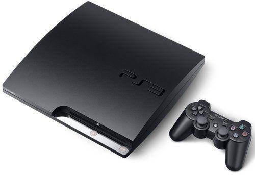 Usado: Console PS3 Slim 160Gb