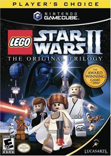 Jogo Lego Star 2 Wars The Original Trilogy - Game Cube - Seminovo