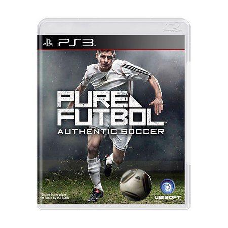 Usado: Jogo Pure Futbol Authentic Soccer - PS3