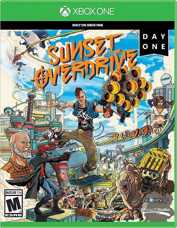 Jogo Sunset Overdrive Day One - Xbox One - Seminovo