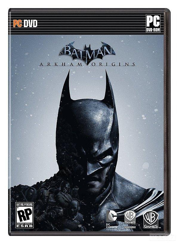 Jogo Batman Arkham Origins - PC - Seminovo