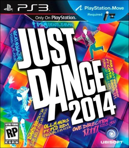 Jogo Just Dance 2014 PS3 - Seminovo