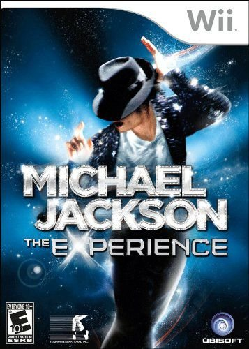 Jogo Michael Jackson The Experience - Wii - Seminovo