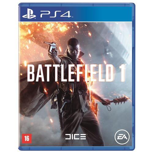 Usado: Jogo Battlefield 1 - PS4