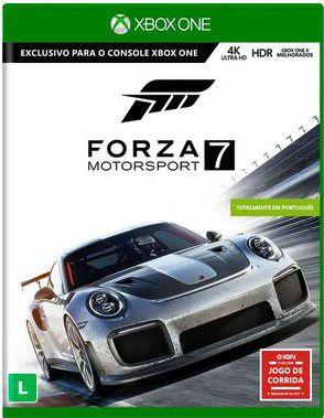 Jogo Forza Motorsport 7 Xbox One - Novo