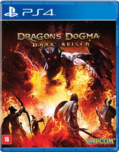 Jogo Dragon's Dogma Dark Arisen - PS4