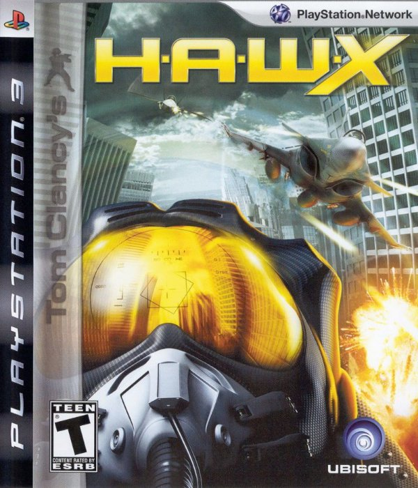 Jogo Tom Clancy's HAWX - PS3 - Seminovo