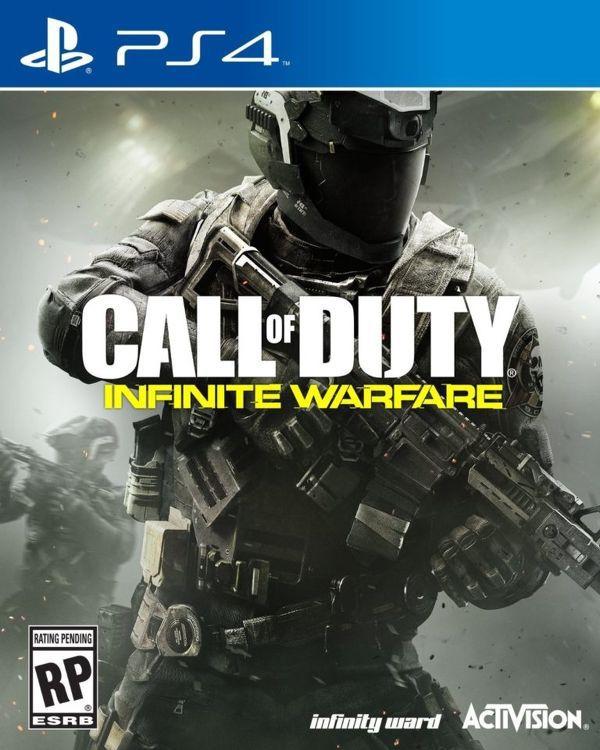 Jogo Call of Duty Infinite Warfare - PS4 - Seminovo