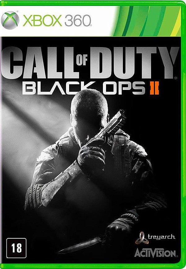 Jogo Call of Duty Black Ops 2 - Xbox 360 - Seminovo