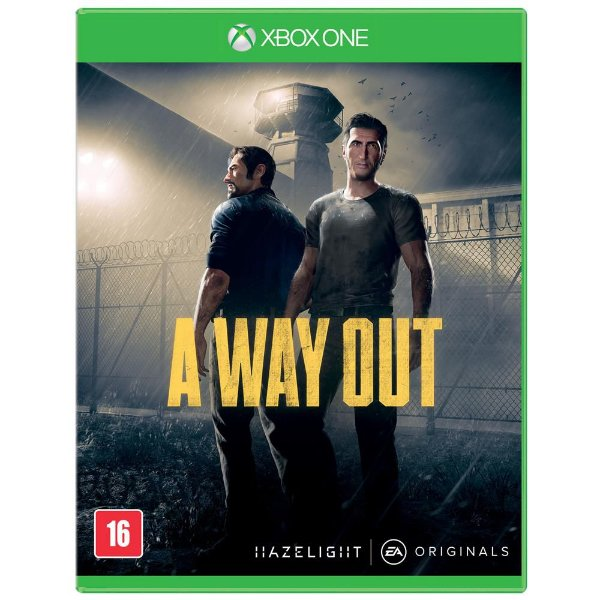 A Way Out - Xbox One [video game]