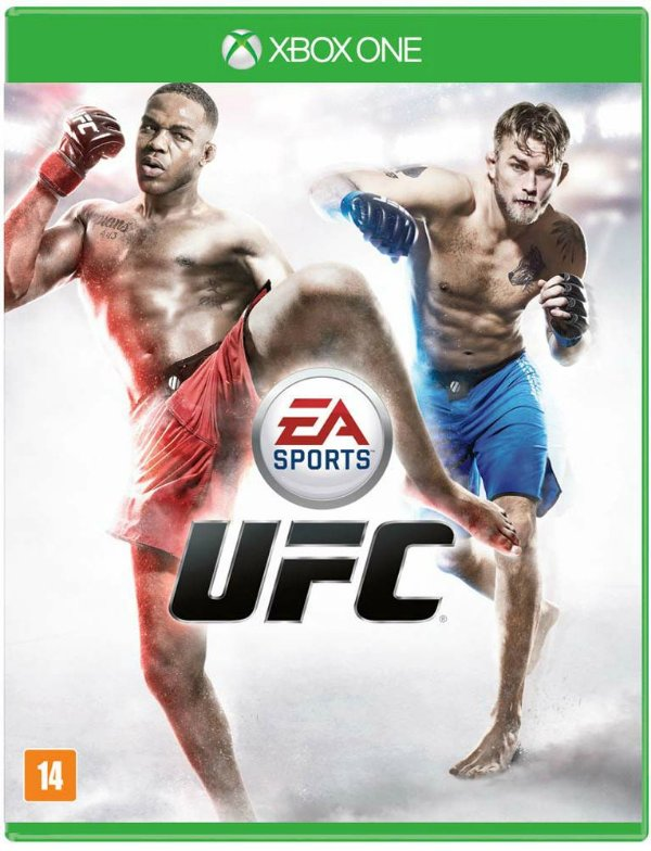 UFC BR - Xbox One [video game]