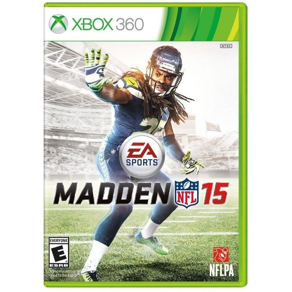 Game Xbox 360 Madden Nfl 15 [video game]
