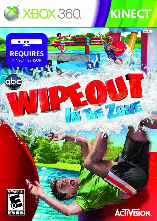 Jogo Wipeout In The Zone Xbox 360 - Seminovo