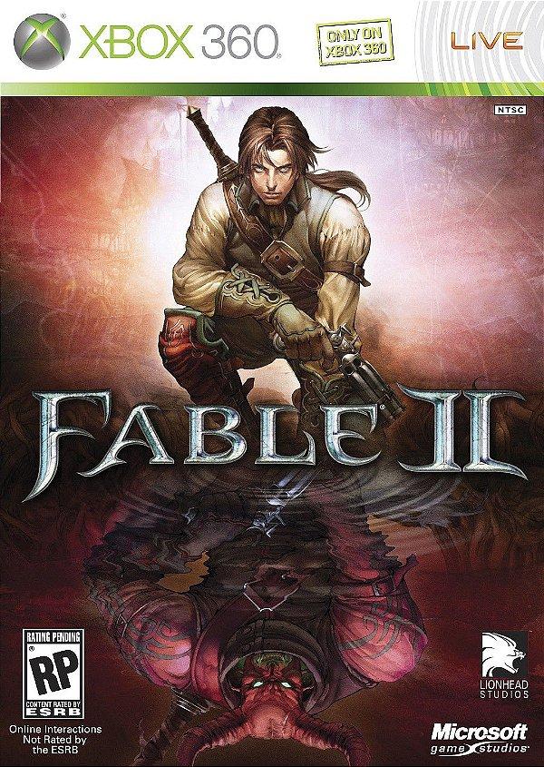 Jogo Fable 2 - Xbox 360 - Seminovo