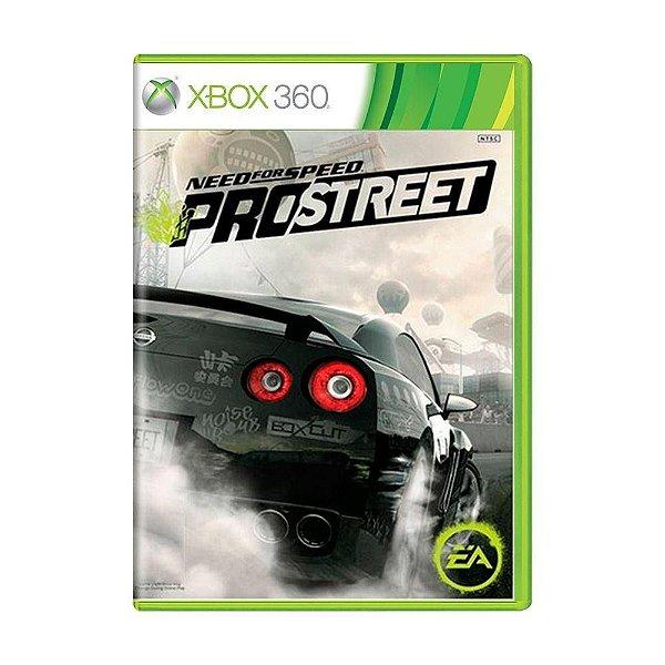Jogo Need For Speed Pro Street - Xbox 360 - Seminovo