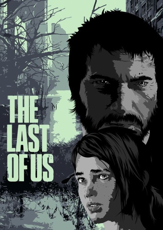Pôster The Last Of Us - Meu Game Barato