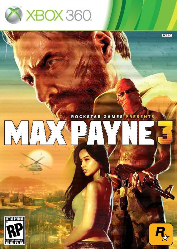 Jogo Max Payne 3 - Xbox 360 - Seminovo