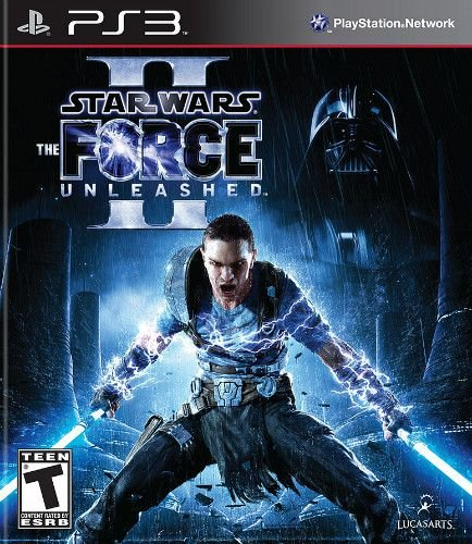Jogo Star Wars The Force Unleashed - PS3 - Seminovo
