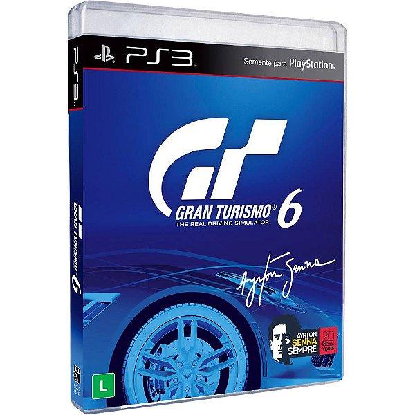 Jogo Gran Turismo 6 - PS3 - Seminovo