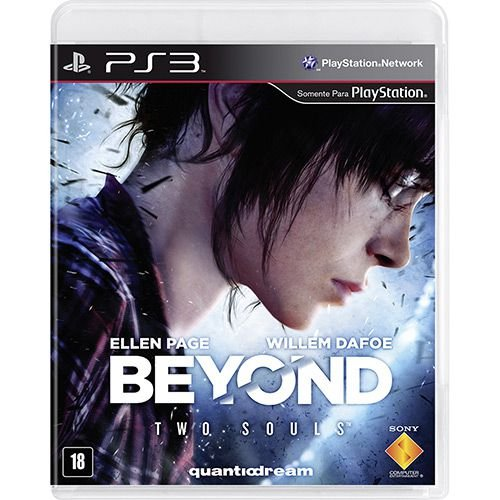 Jogo Beyond Two Souls - PS3 - Seminovo