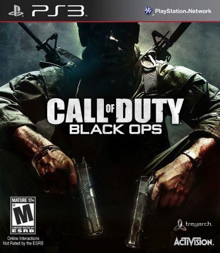 Jogo Call of Duty Black Ops - PS3 - Seminovo