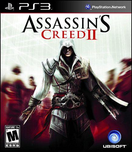 Jogo Assassin's Creed II - PS3 - Seminovo