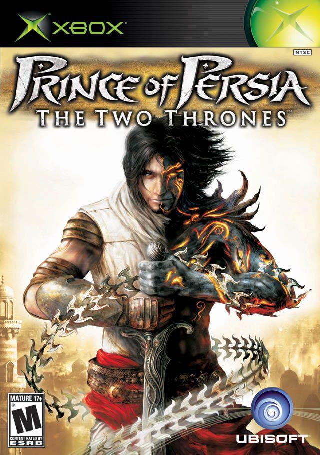 Jogo Prince of Persia The Two Thrones - Europeu - Xbox - Seminovo