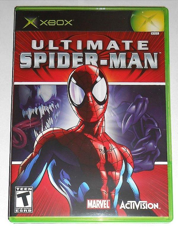 Jogo Ultimate Spider Man - Europeu - Xbox - Seminovo