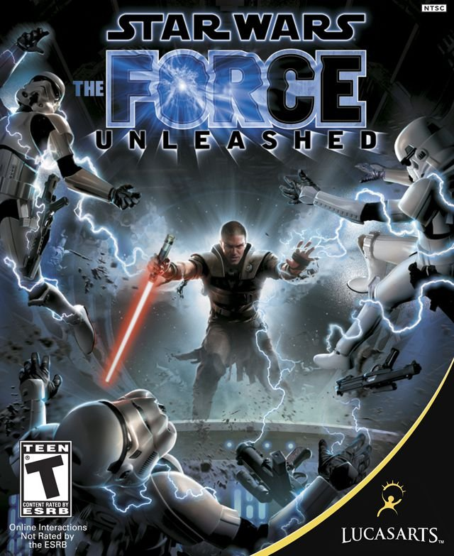 Jogo Star Wars Force Unleashed - PSP - Seminovo