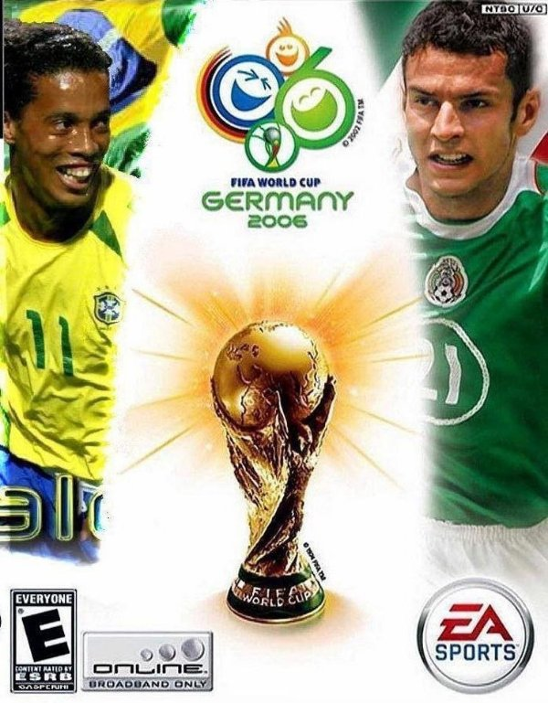 Jogo World Cup Germany 2006 - PSP - Seminovo