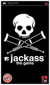 Jogo Jackass The Game - PSP - Seminovo
