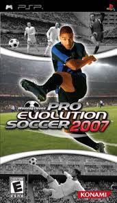 Jogo Pro Evolution Soccer 2007 - PSP - Seminovo
