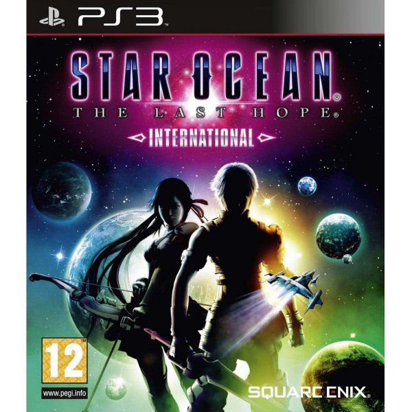Jogo Star Ocean The Last Hope International - PS3 - Seminovo