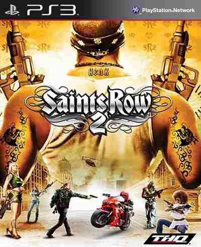 Jogo Saints Row 2 - PS3 - Seminovo