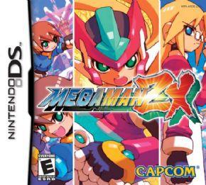 Jogo Megaman ZX - Nintendo DS - Seminovo