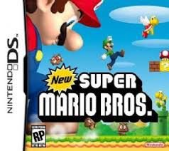 Jogo New Super Mario Bros - Nintendo DS - Seminovo