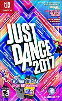 Jogo Just Dance 2017 - Nintendo Switch - Seminovo