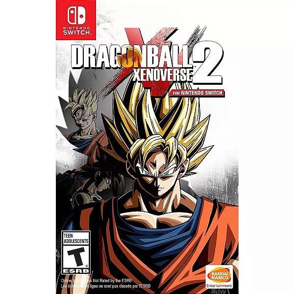 Jogo Dragon Ball Xenoverse 2 - Nintendo Switch - Seminovo
