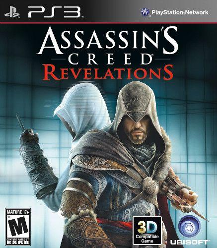 Jogo Assassins Creed Revelations - PS3 - Seminovo