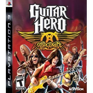 Jogo Guitar Aerosmith - PS3 - Seminovo