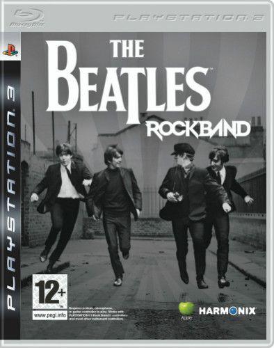 Jogo The Beatles Rock Band - Ps3 - Seminovo