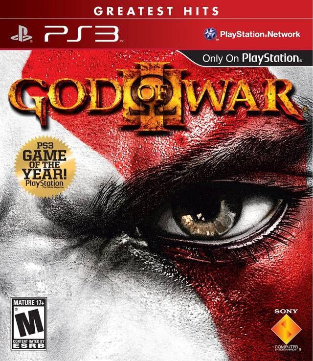 Jogo God of War 3 - PS3 - Seminovo